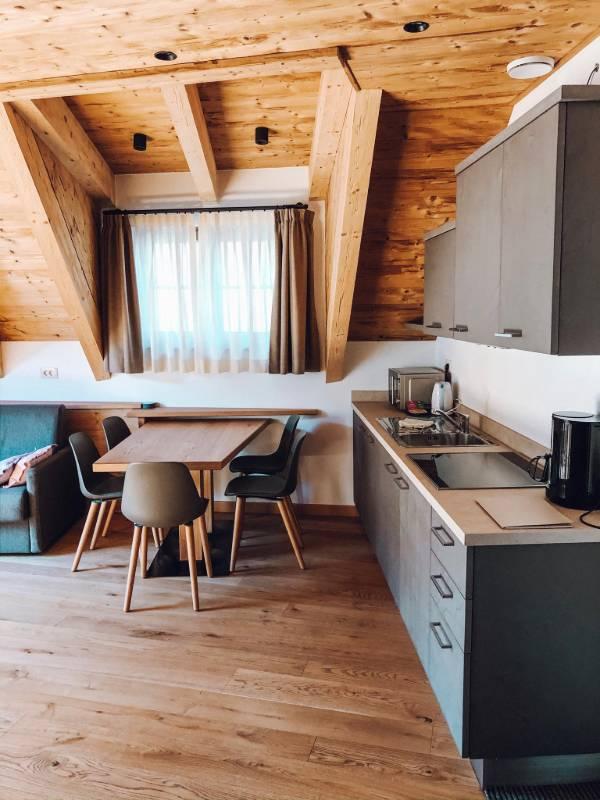 Hotel Vandot Kranjska Gora, kuhinja
