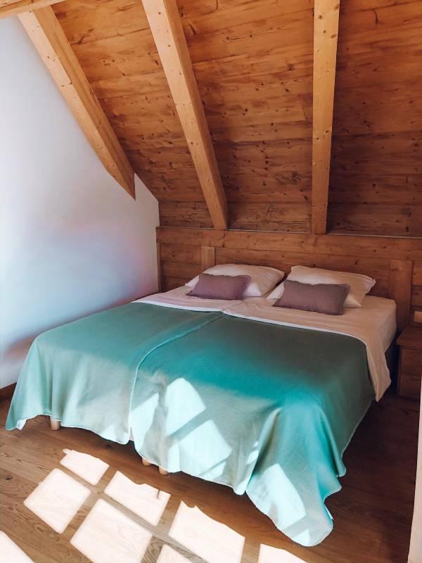 Hotel Vandot - spalnica