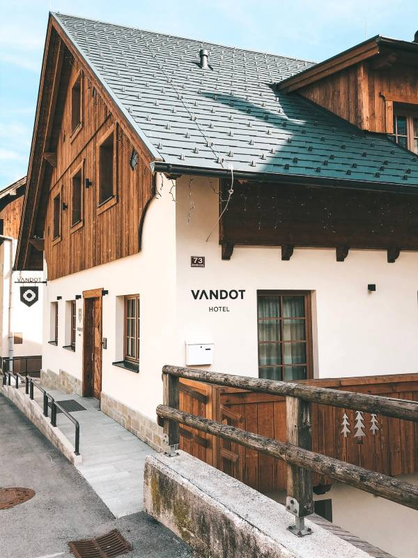 Hotel Vandot - ideja za vikend izlet z dojenčkom
