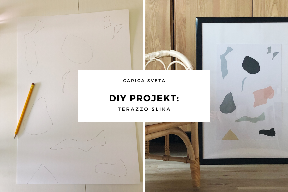 Carica sveta, DIY projekt wall molding