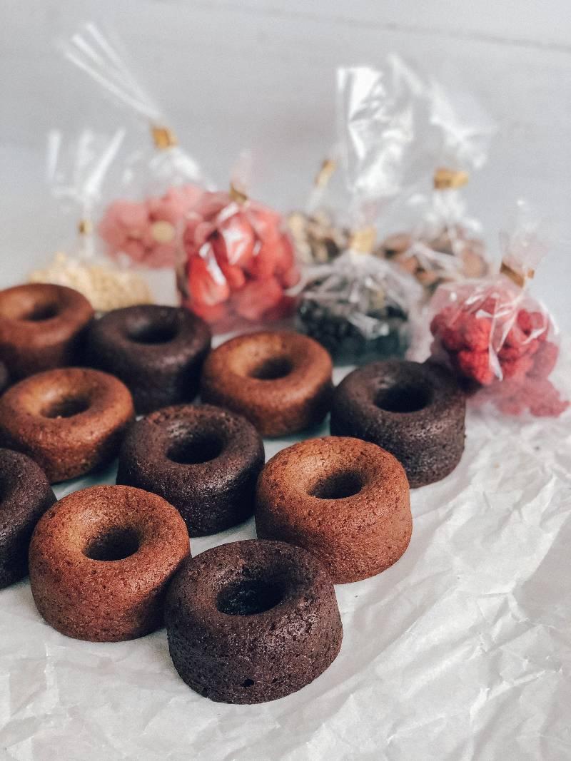 PCakes DIY donuti