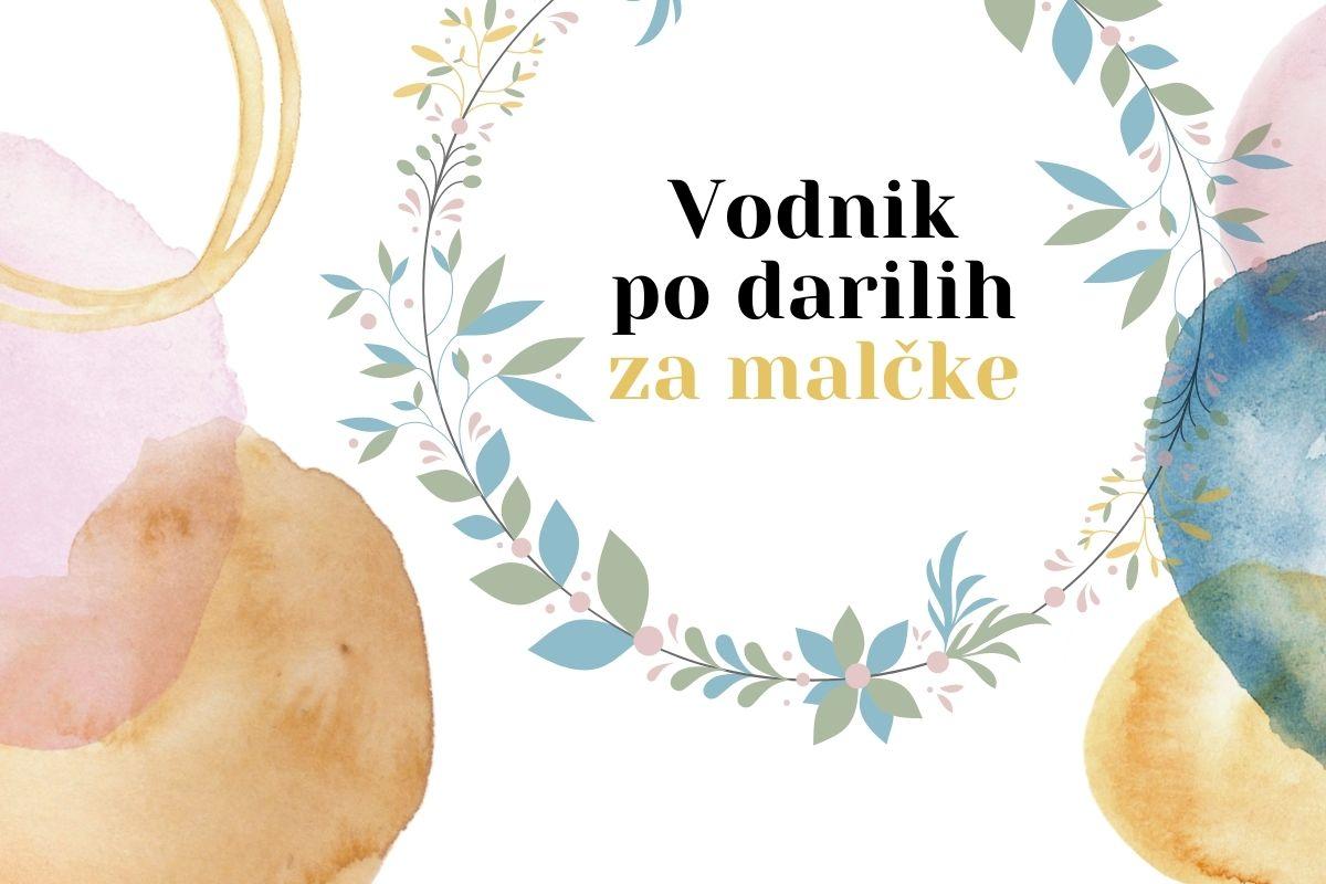Darila za malčke naslovnica
