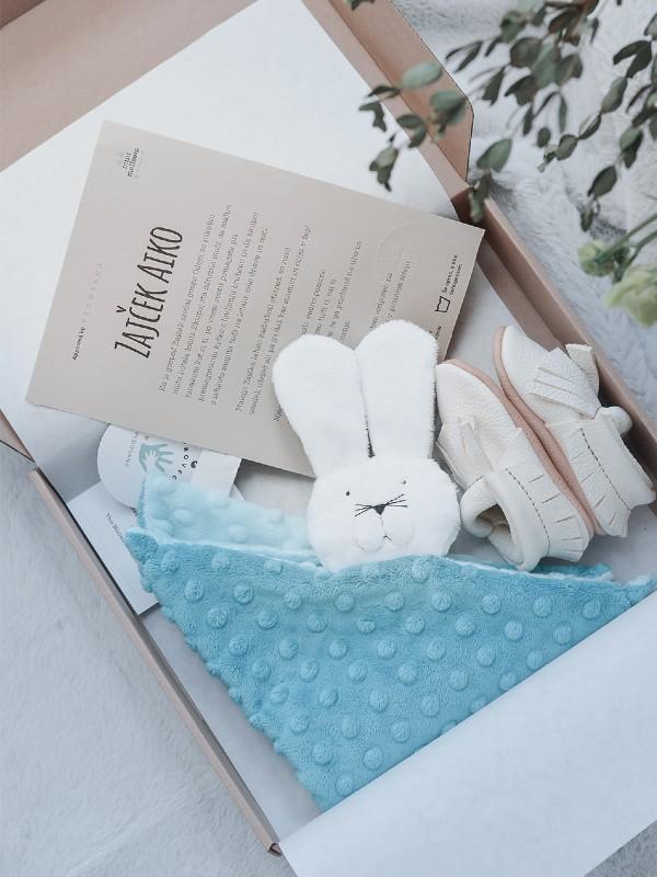 Zajček Aiko paketek